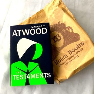 Margaret Atwood: The Testaments. Handmaid Sequel